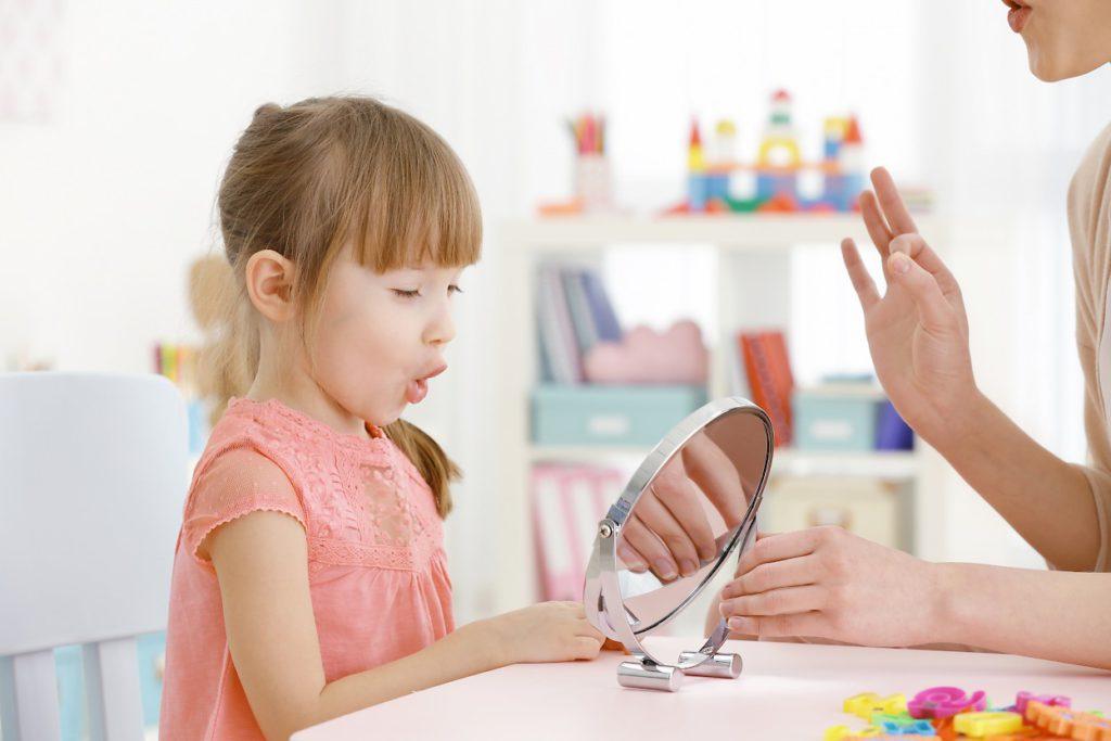Постановка и автоматизация звуков у детей